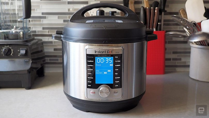 Instant Pot's creator is merging with the company behind Pyrex