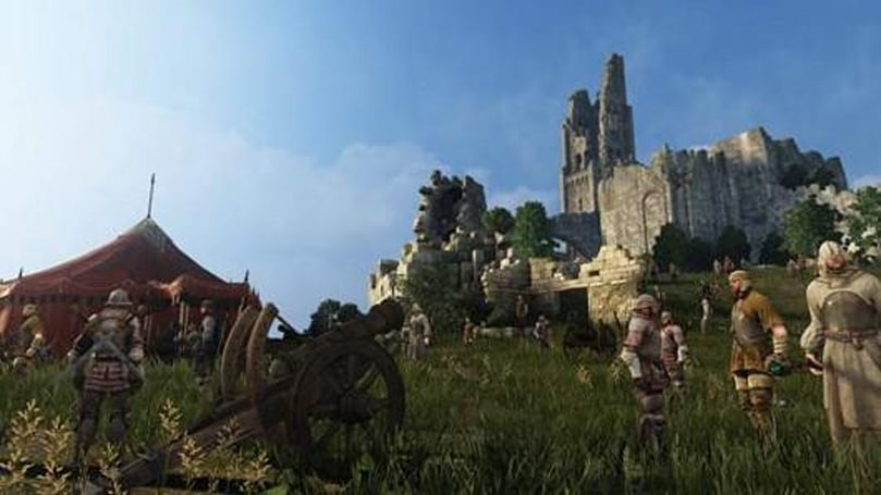 Black Desert beta vids show questing, fishing, cinematics, and more