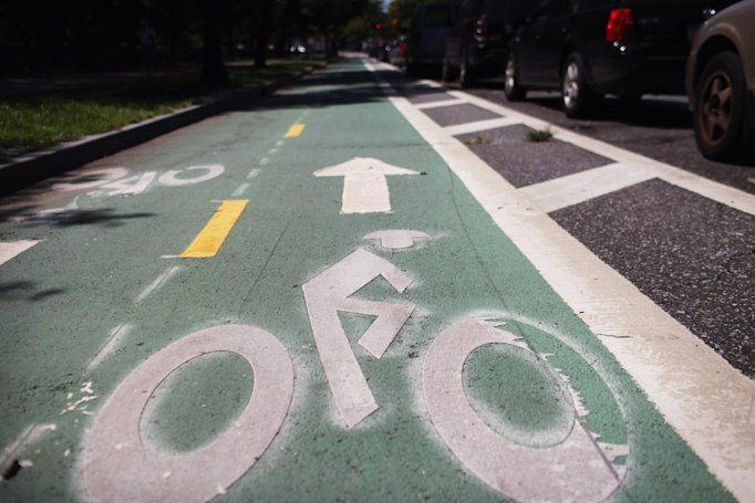 New Yorker applied machine learning to blocked bike lane problem
