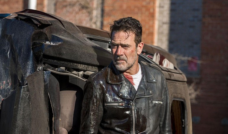 Negan from 'The Walking Dead' is coming to 'Tekken 7'