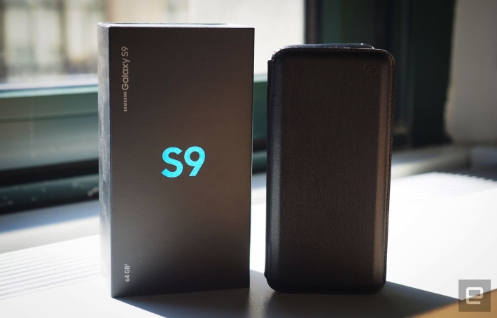 Engadget giveaway: Win a Samsung Galaxy S9 courtesy of Speck!