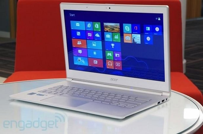 Acer Aspire S7 review (2013): the second time's a charm for Acer's flagship Ultrabook
