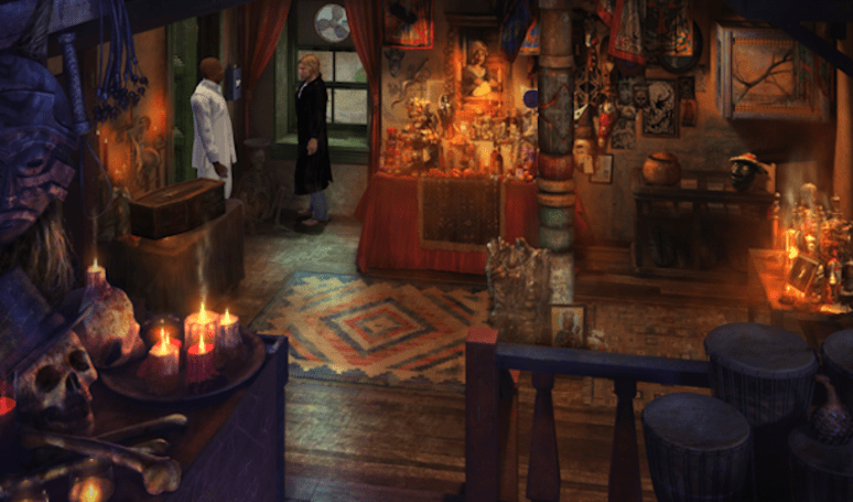 Gabriel Knight: Sins of the Father remake lands October 15