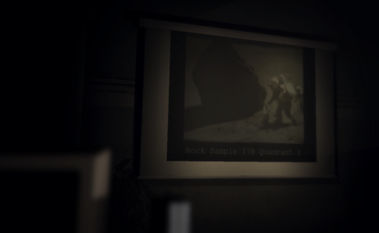 Indie horror game Quadrant travels to the moon, brings something back