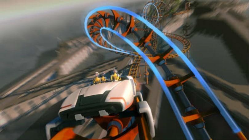 I Screamride, you Screamride, we all Screamride in March 2015