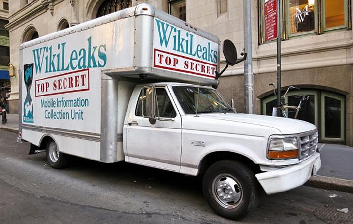WikiLeaks posts the software governments use to spy on dissidents