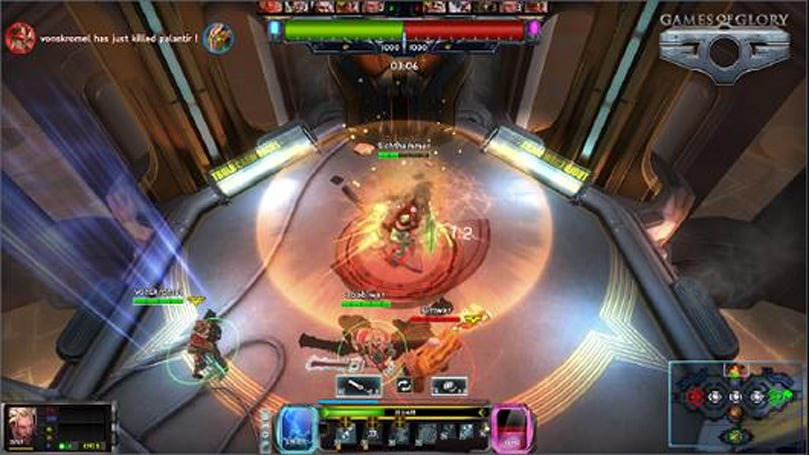 Games of Glory gets additional funds, cancels Kickstarter