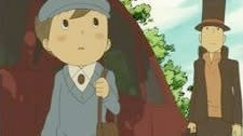 A chat with the real prof. behind Professor Layton