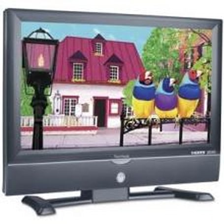 """ViewSonic's """"FutureProof"""" 37 and 42-inch LCDs -- don't you believe it"""