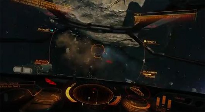 Elite: Dangerous alpha starts today