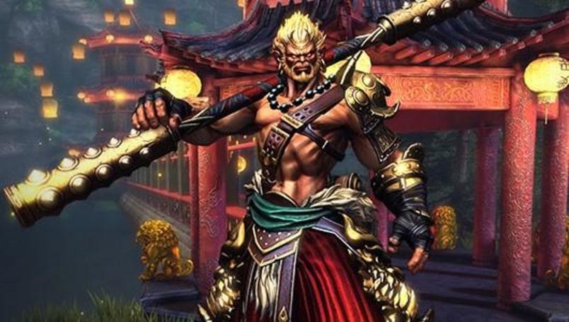 Sun Wukong returns to SMITE