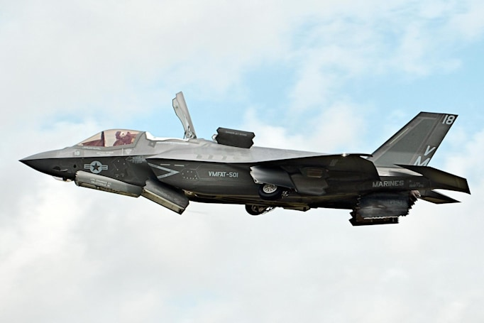 F-35 may see combat in 2018