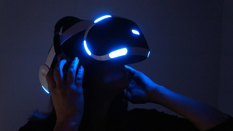 State of VR: Sony's Project Morpheus in 2015