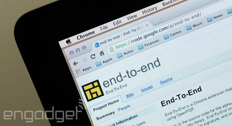 Google's new Chrome add-on secures your email every step of the way