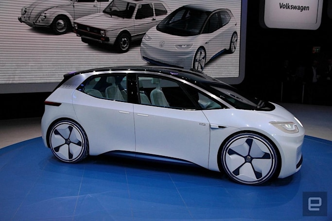 VW's $4 billion connected car push includes its own operating system