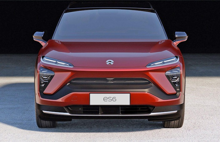 Nio unveils lower-cost ES6 electric SUV