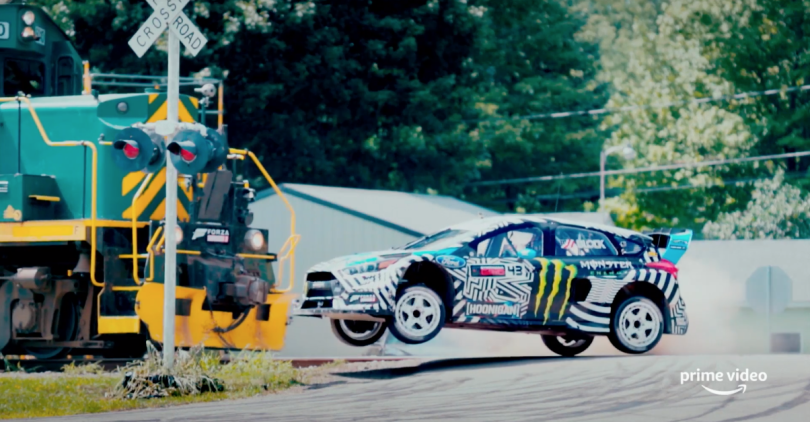 Ken Block's 'Gymkhana Files' debuts on Amazon November 16th