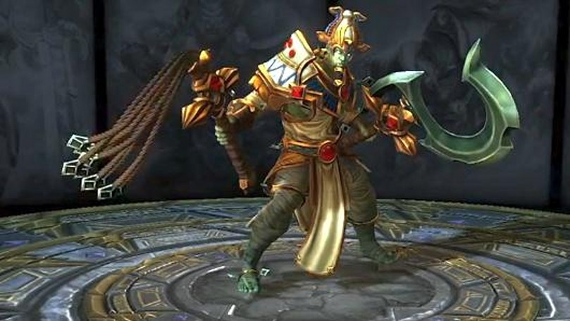 SMITE launches Siege patch tomorrow