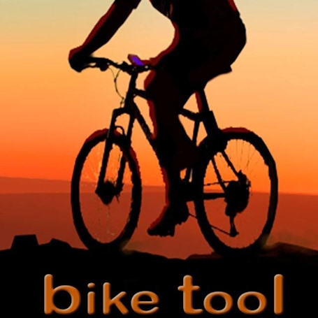 Track your bicycle trips with BikeTool