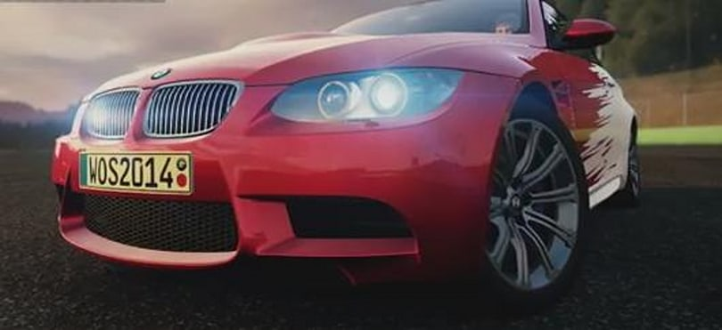 World of Speed's new BMW is stupid fast