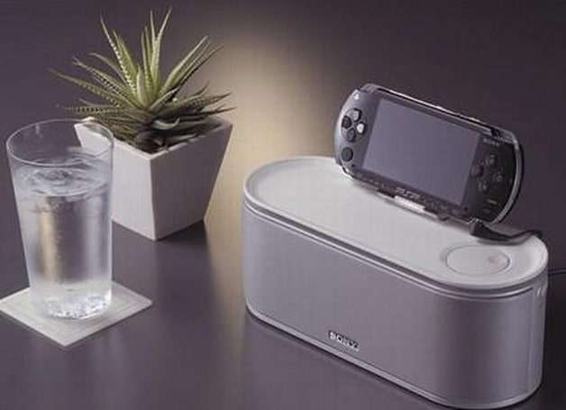 SRS-U10: Sony's official speaker dock