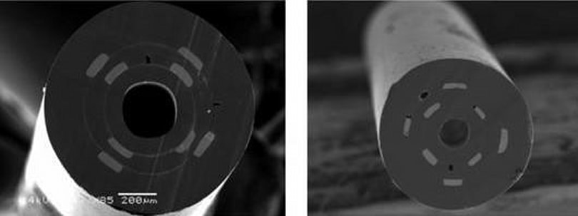 """MIT researchers weave """"flexible camera"""" out of fiber web"""