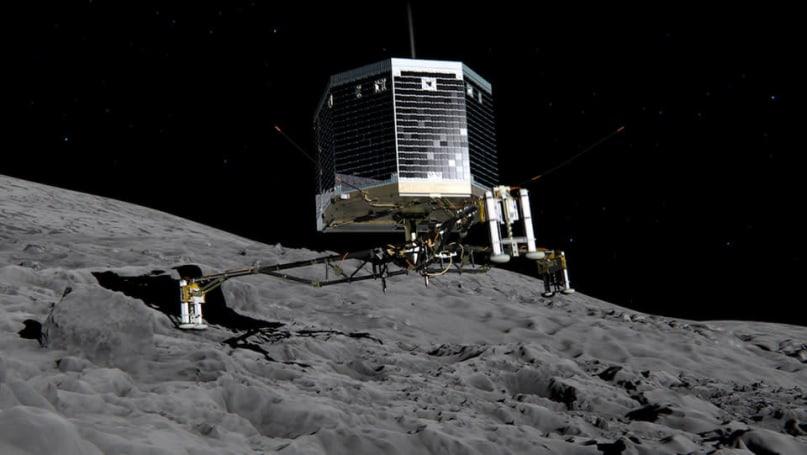 Philae delivered crucial comet data despite its bumpy landing