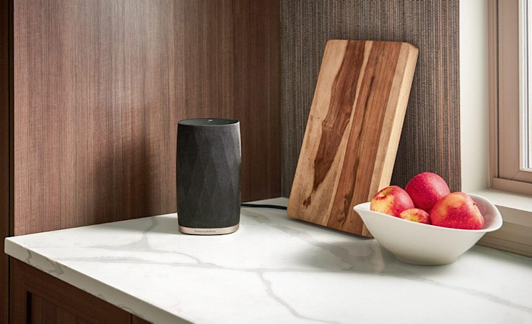 Bowers & Wilkins' Formation Flex is a pricey HomePod alternative