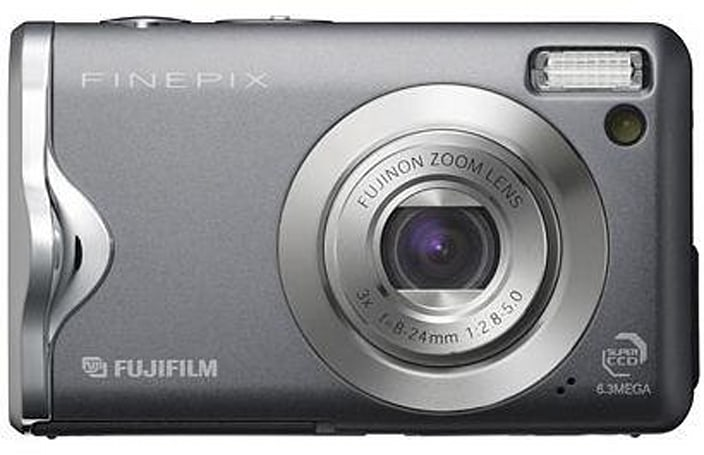 Fujifilm's six megapixel F20 thrives at night