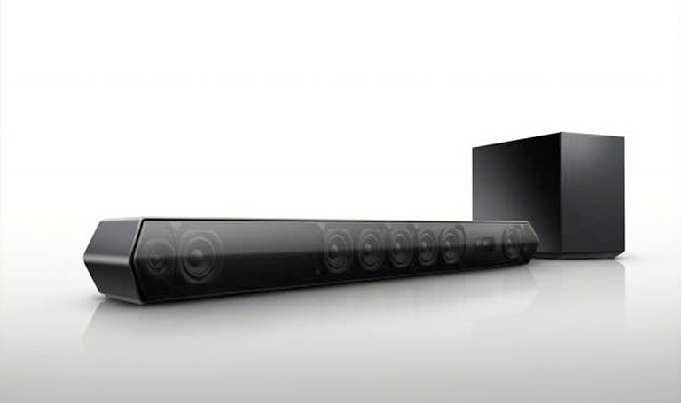 Sony's soundbar combo offers another high-definition audio option