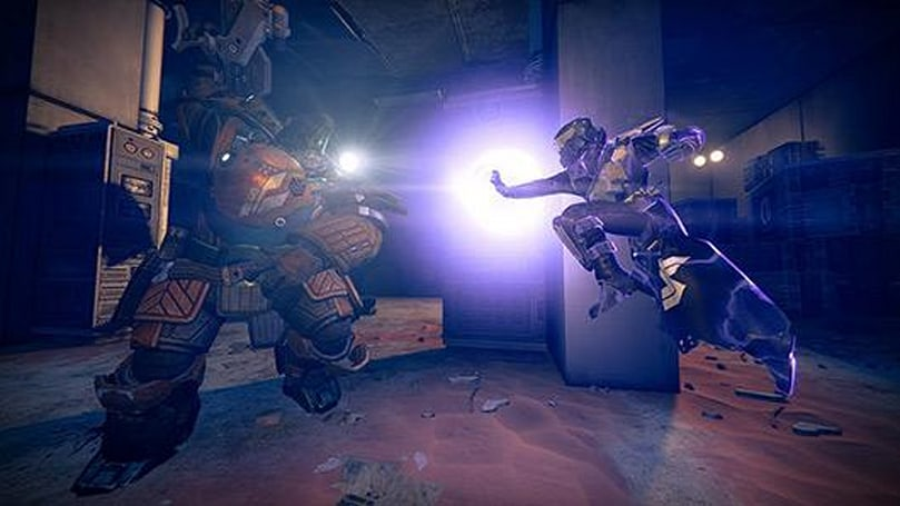 Forget caves, cool kids hang out on Destiny's Loot Stairs