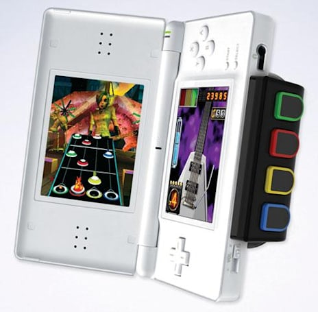 Guitar Hero: On Tour to land in Nintendo DS bundle this June