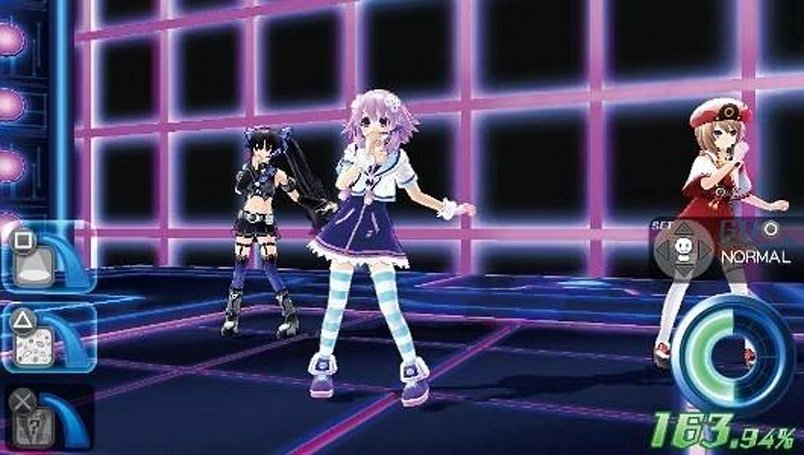 Become a J-pop idol master with 'Hyperdimension Neptunia PP,' due west next year
