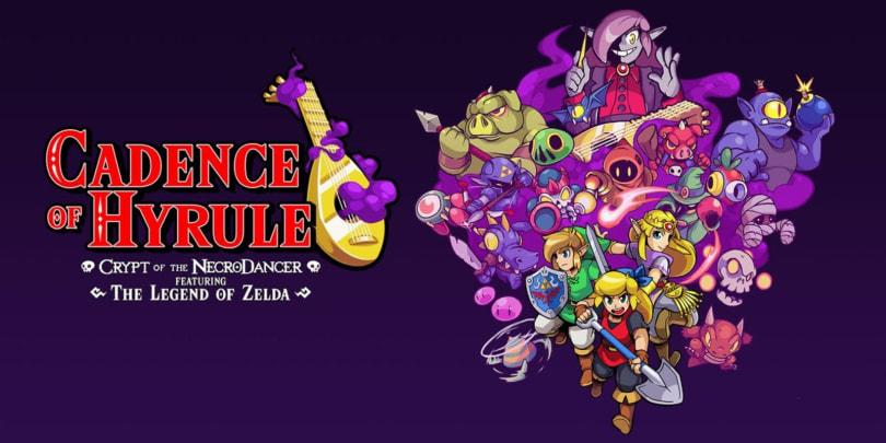 'Cadence of Hyrule' blends 'Zelda' and beats on June 13th