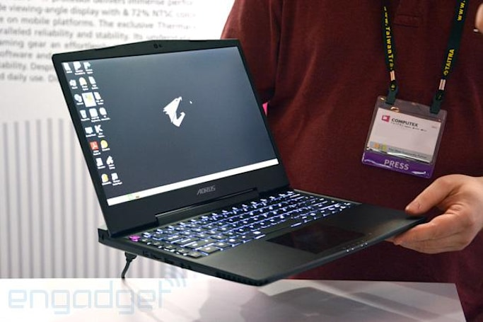 Here's the world's 'most powerful and lightest' 13-inch gaming laptop