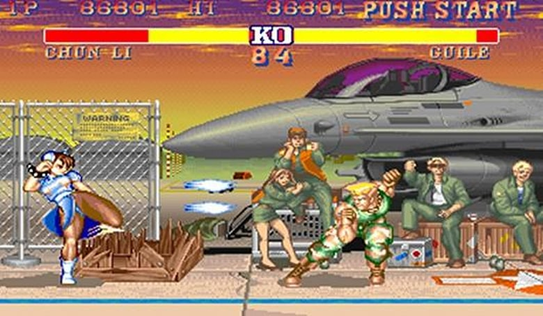 For the truth about Street Fighter 2, ask director Akira Nishitani