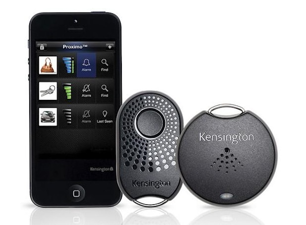 Kensington wants you to be very afraid of losing your iPhone, buy its $60 Proximo system