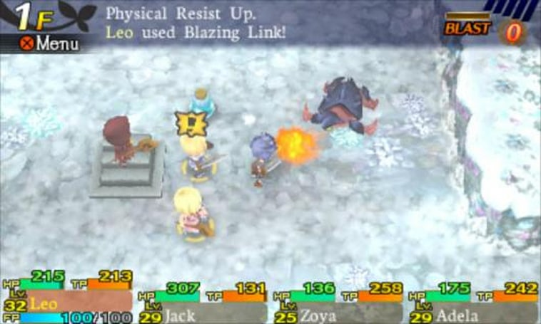 Styluses at the ready, Etrian Mystery Dungeon hits in April