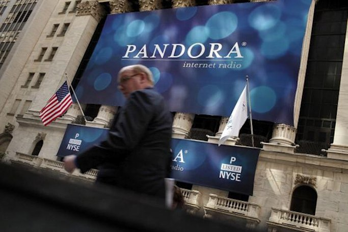 Pandora lets artists know just how well their music is doing