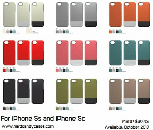 Hard Candy has a sweet tooth for iPhone 5s and 5c
