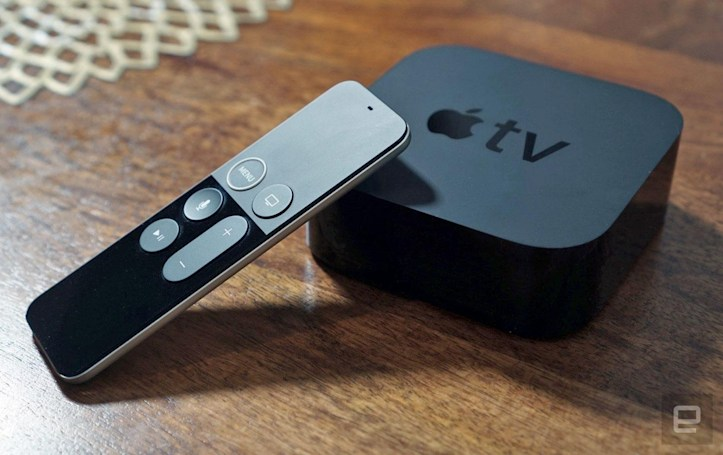 The Apple TV 4K has already sold out on Amazon