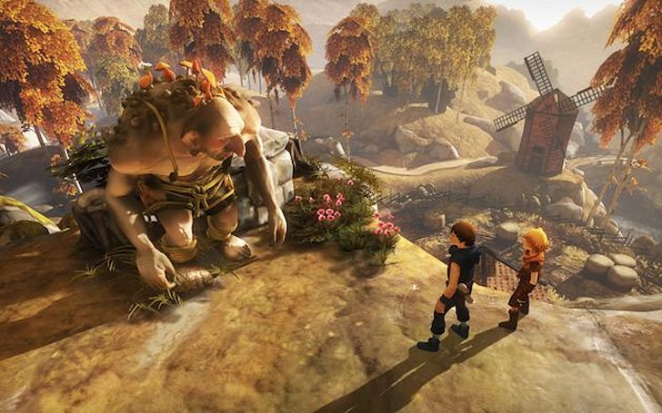 'Brothers: A Tale of Two Sons' coming to PS4, Xbox One and mobile