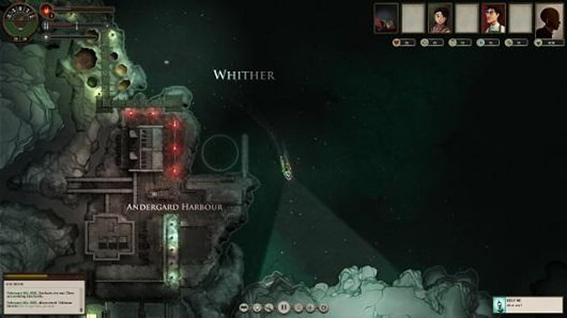 Early Access Review: Sunless Sea