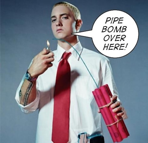 Eminem has a NSFW message for Left 4 Dead players