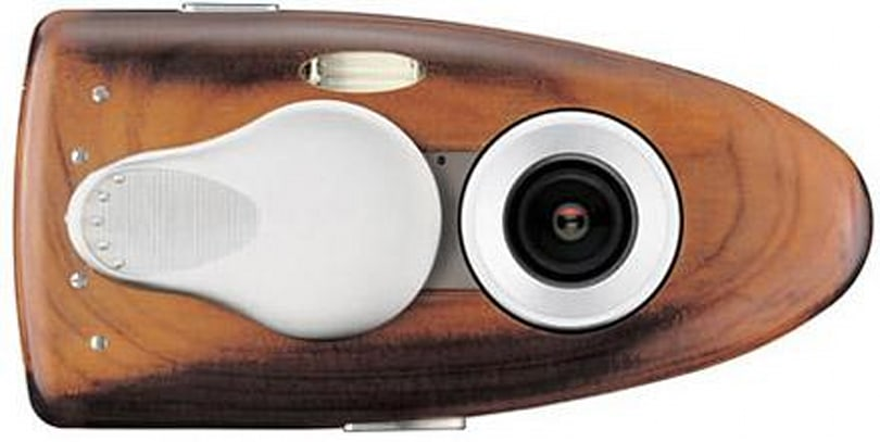 Olympus woodcam premieres at Photokina