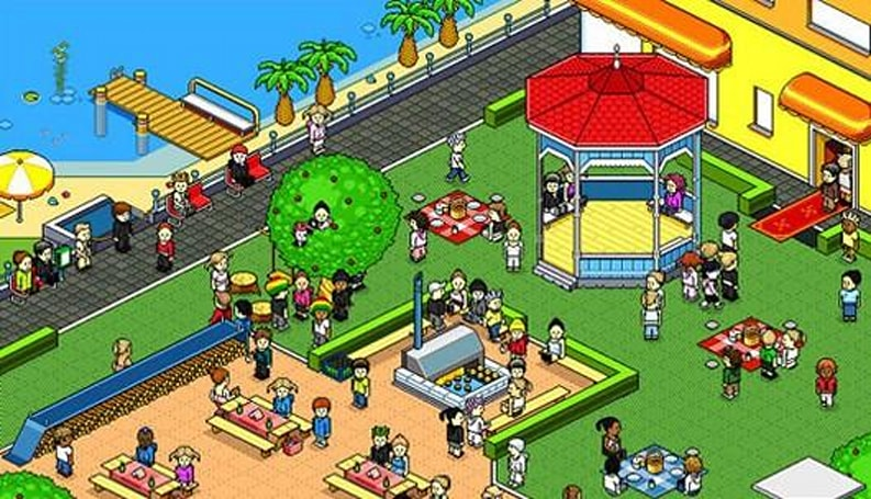 Habbo Hotel touts 200 million registrations