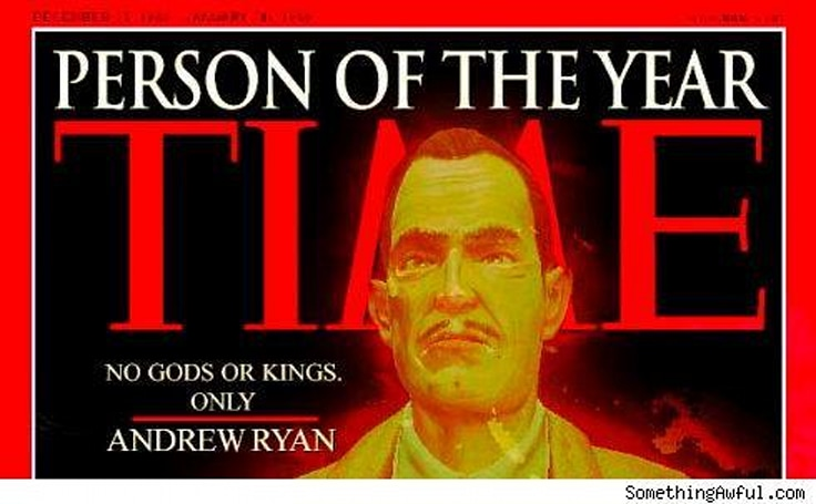 Forget Putin: Gaming icons Photoshopped as Persons of the Year