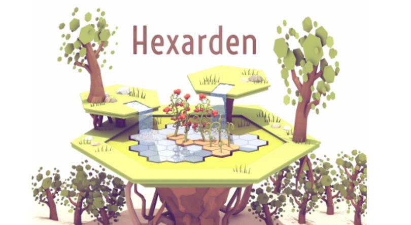 Race The Sun dev's Hexarden uses geometry to build a beautiful garden