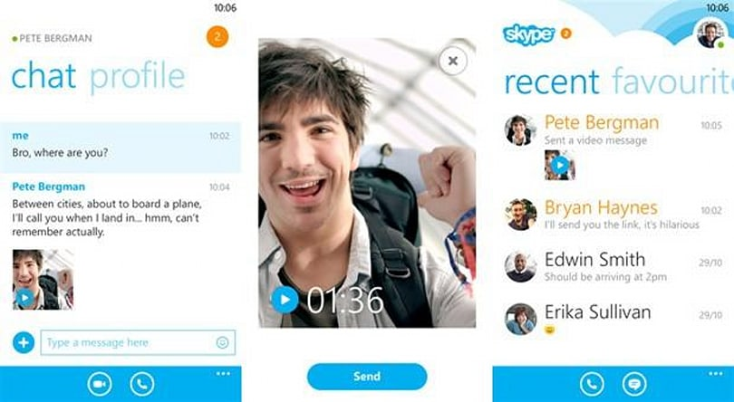 Skype for Windows Phone comes to China with app upgrades in tow