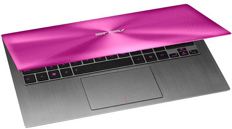 ASUS UX21 and UX31 laptops gain Elan Touchpad, new colors and improved resume / standby times